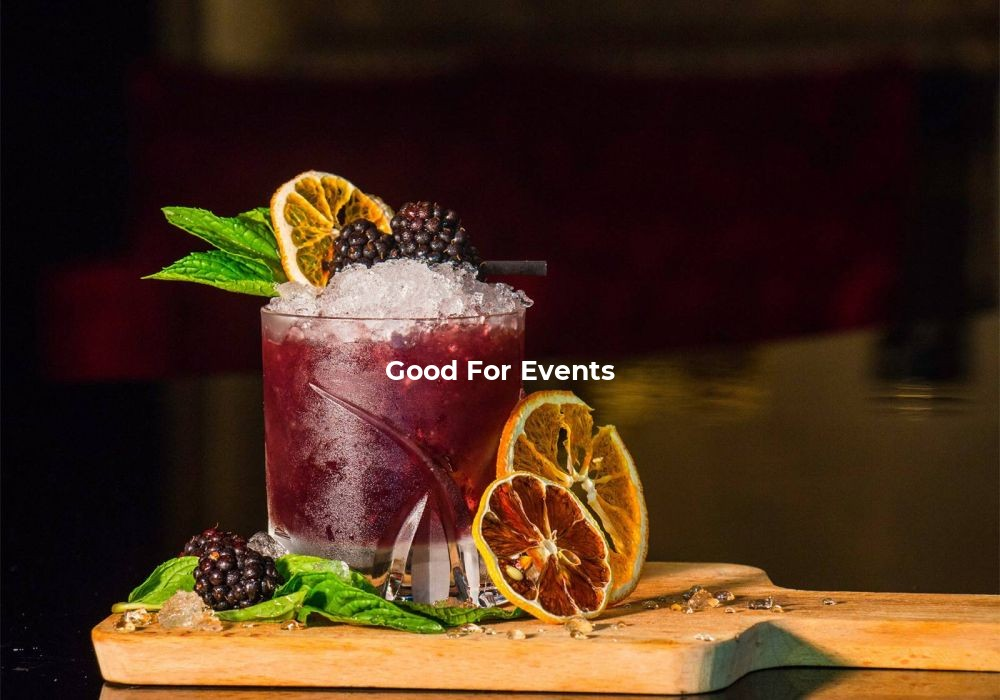 good for events - fiche La BarMobile