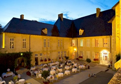 good for events - Château de Pizay