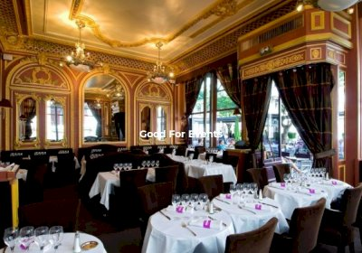 good for events - Grand Café Des Négociants