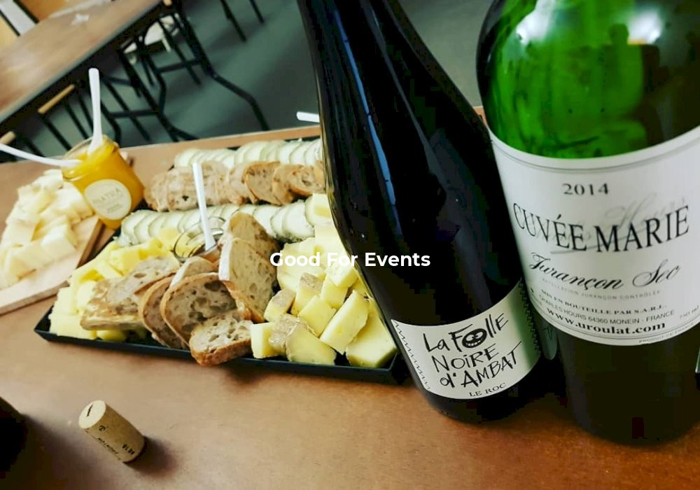 good for events - fiche Wine Two Tree Tasting