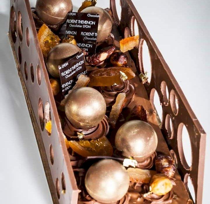 good for events - fiche Chocolat Florent THEVENON