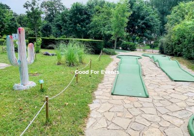 good for events - Golf