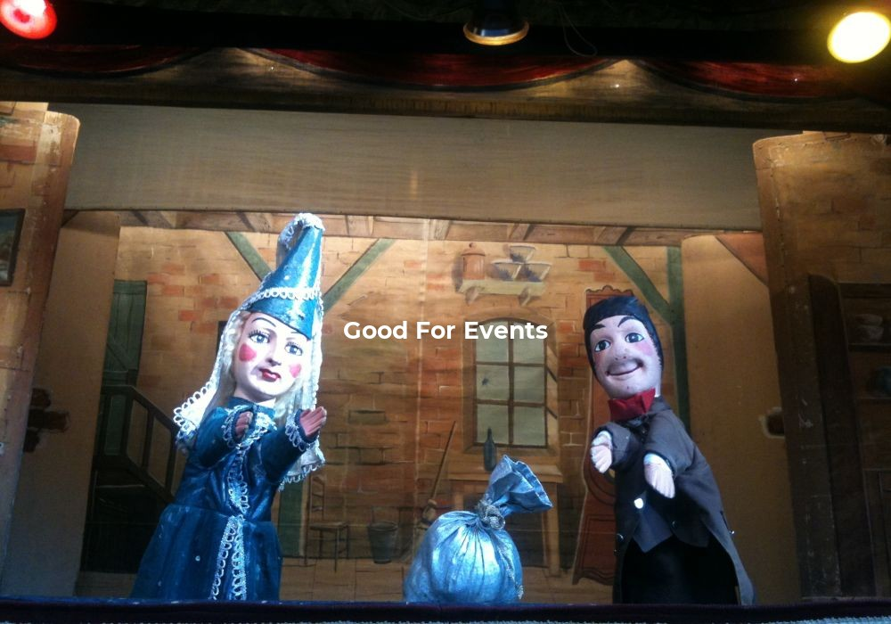 good for events - fiche Théâtre de Guignol