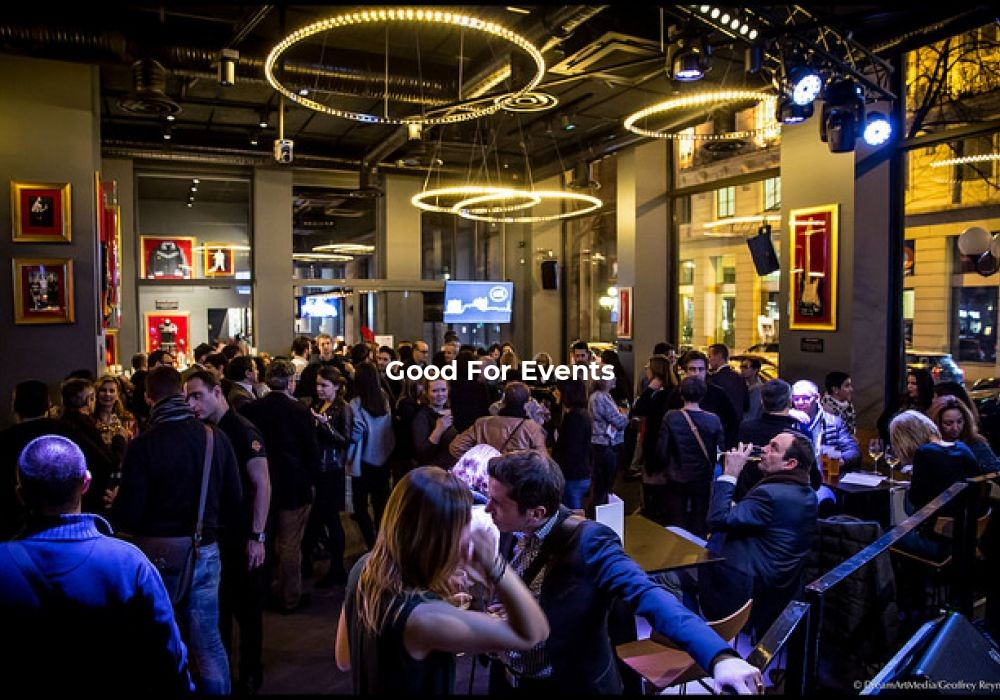 good for events - fiche Hard Rock Cafe Lyon