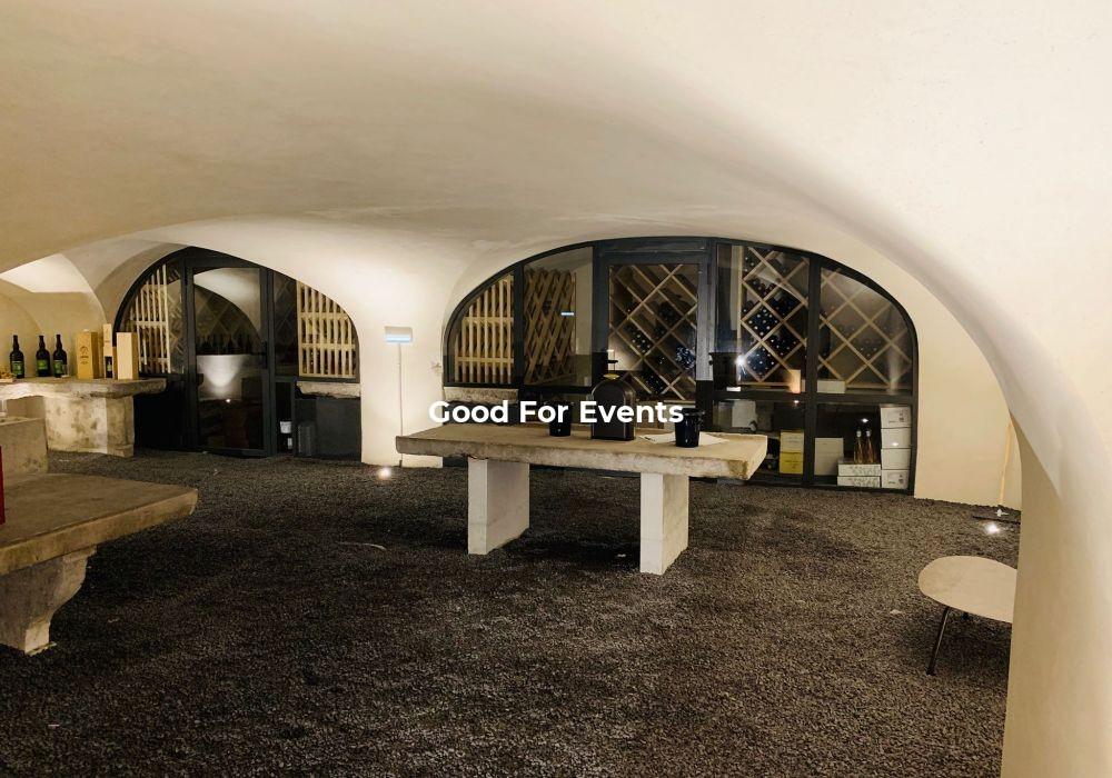 good for events - fiche Le Grand Réfectoire