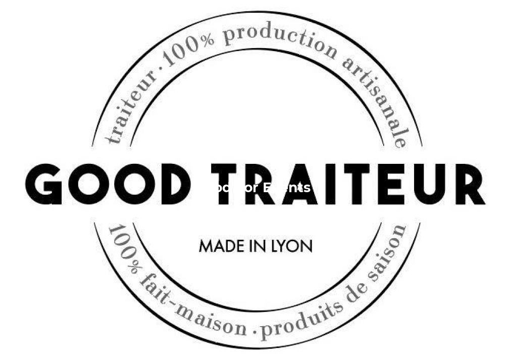 good for events - fiche Good Traiteur