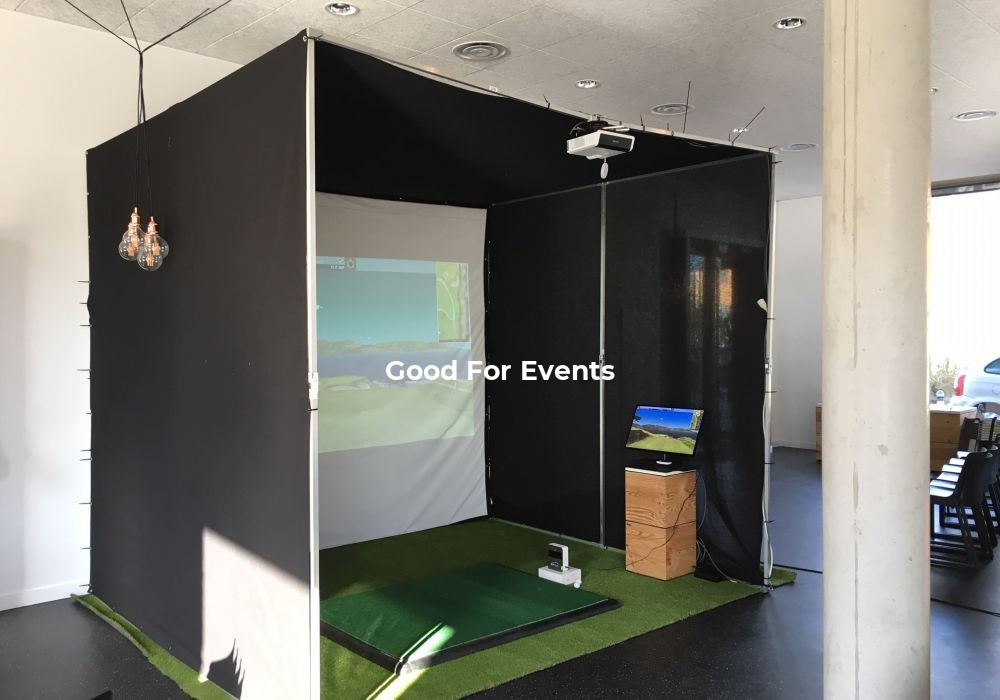 good for events - fiche No Limit Golf
