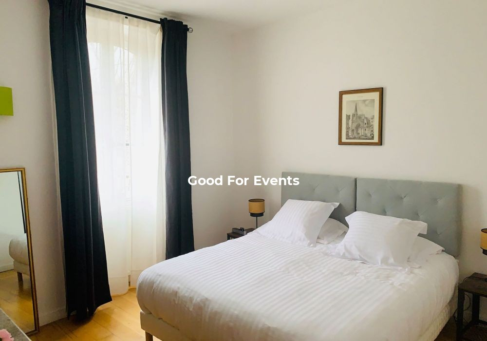 good for events - fiche Le Lac Enchanté