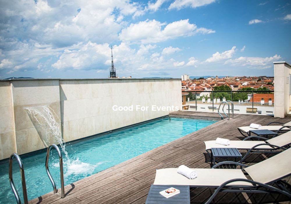 good for events - fiche Mercure Hôtel Ici & La ****