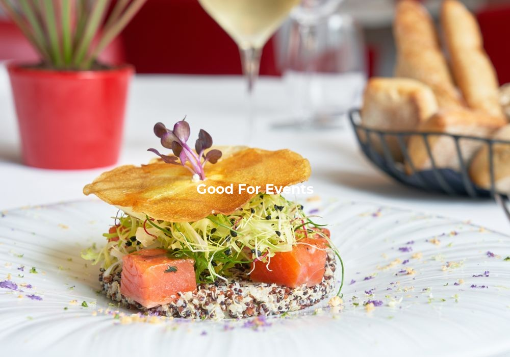 good for events - fiche Mercure Brasserie Le Belooga