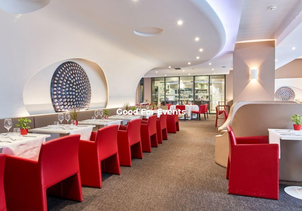 good for events - Mercure Brasserie Le Belooga