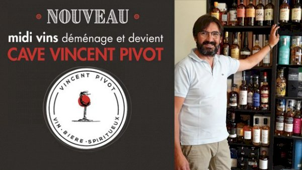 article good for events - Cave Vincent PIVOT - Foire aux Vins