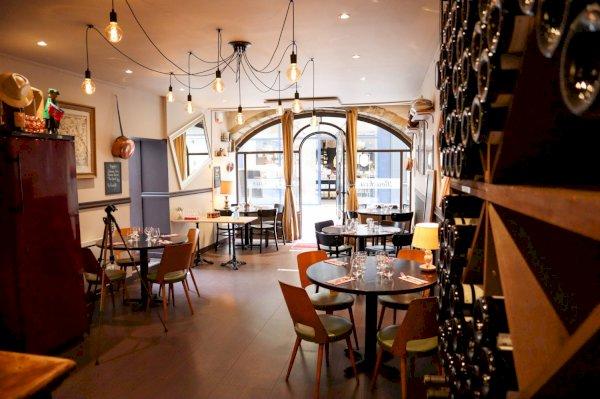 article good for events -  Votre repas de NOEL s'invite chez vous - Restaurant Le Comptoir d'Ainay & Le Palais Grillet - Lyon 2
