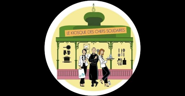 article good for events - Le kiosque des chefs solidaires I Semaine du 8 au 12 février