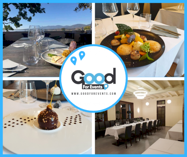 article good for events - Restaurant l'Atelier des Gourmands à Condrieu