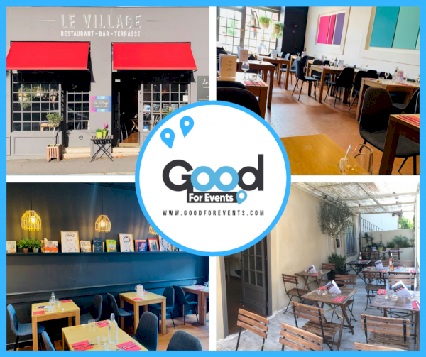 article good for events - Restaurant Le Village à Ecully