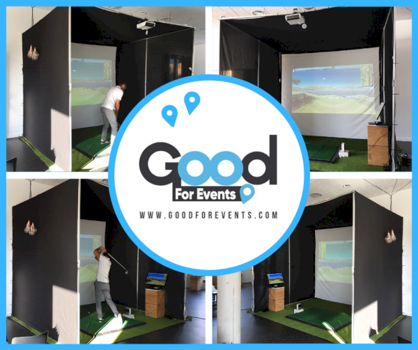article good for events - No Limit Golf, ça va swinguer !