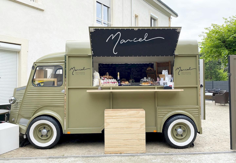 article good for events - Boulangerie Marcel - Restaurant - Menu