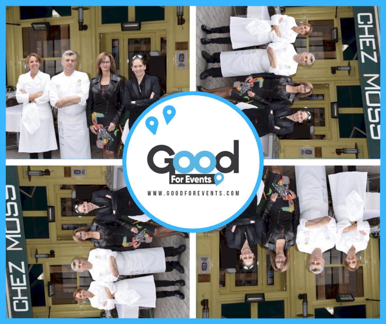 article good for events - Chez Moss - Restaurant - Menu