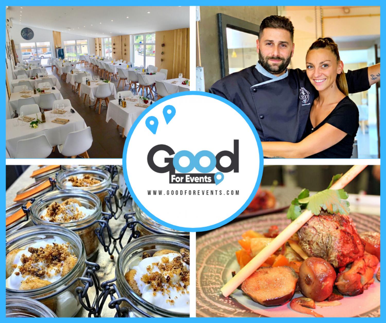 article good for events - Le Cugini Restaurant Franco-Italien à Jonage
