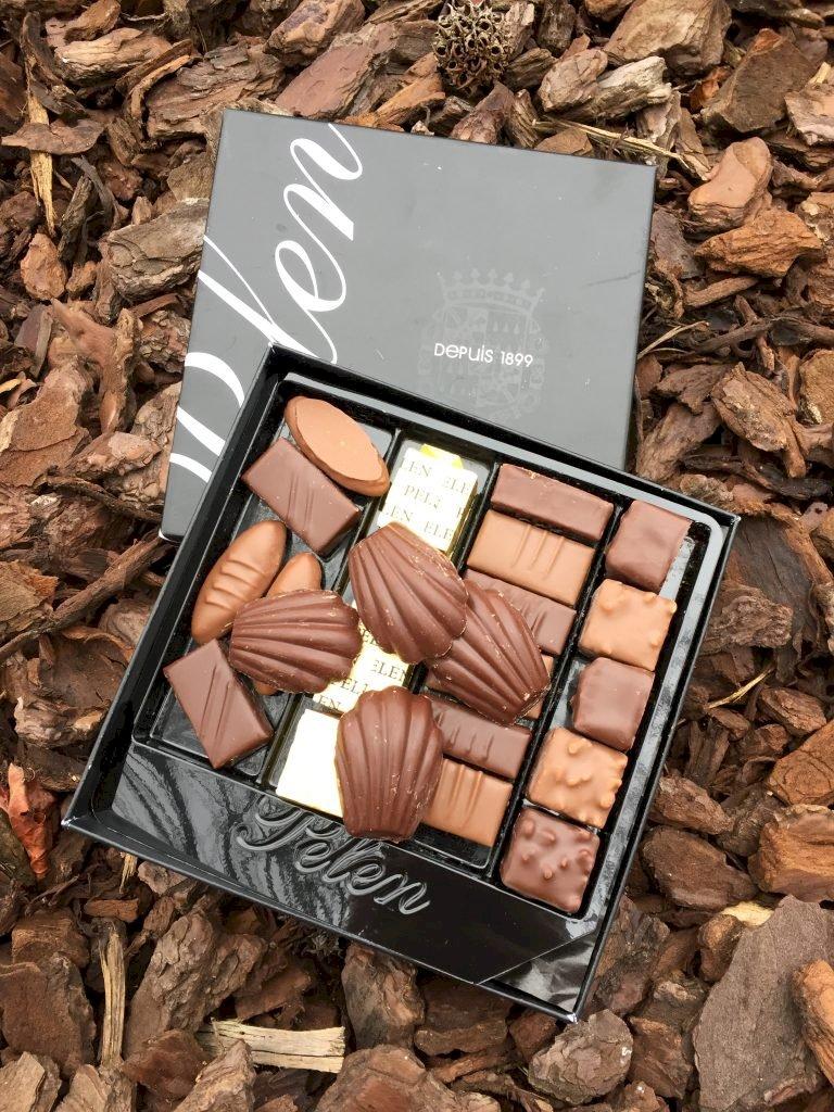 Fiche Chocolatier - Maison Pelen
