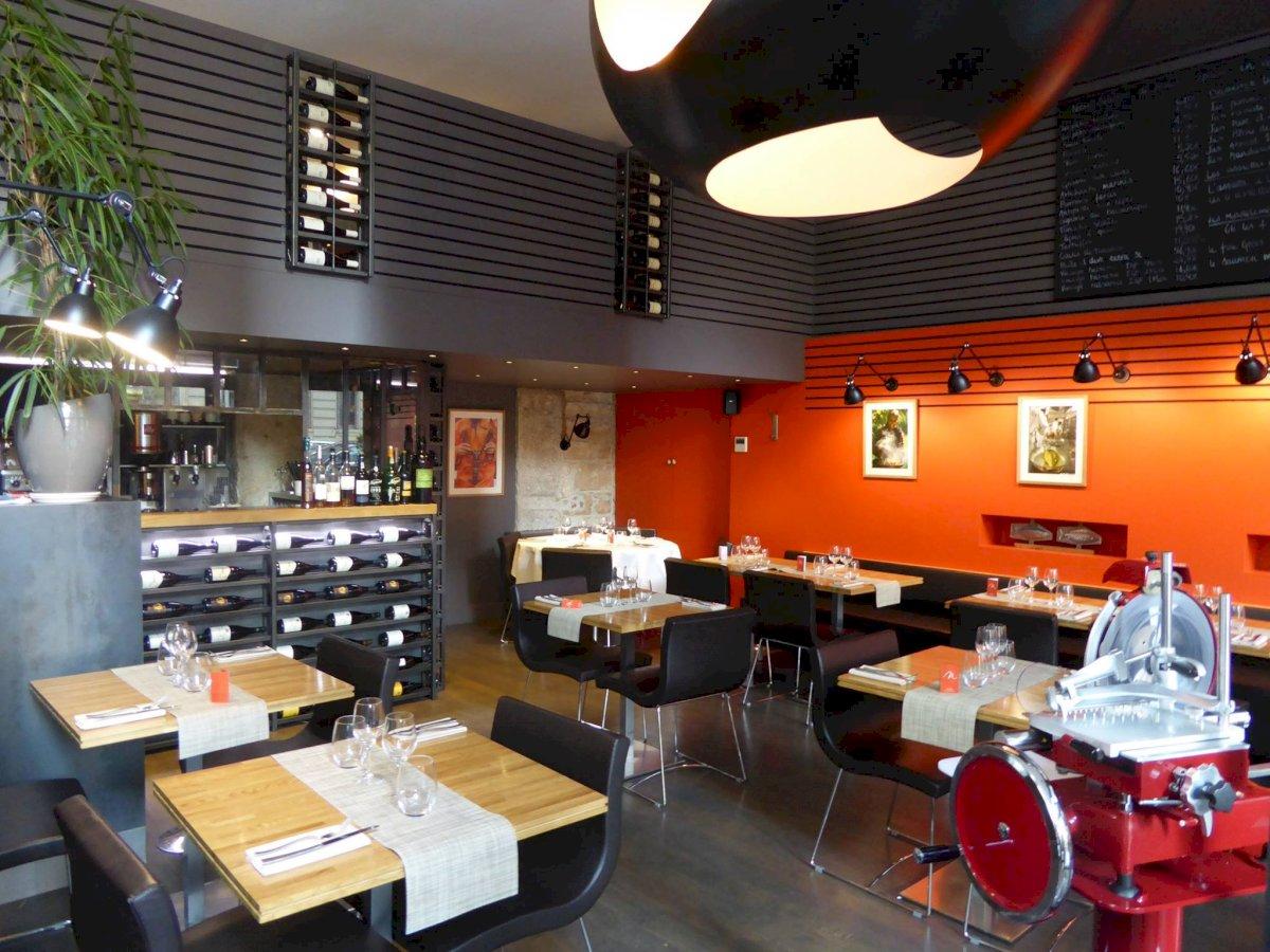 Fiche Restaurant - M Restaurant