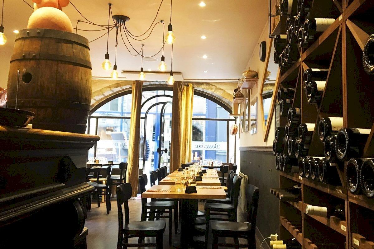 Fiche Restaurant - Le Bouchon Palais Grillet