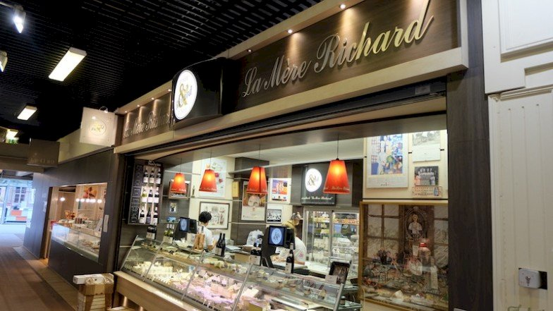 Fiche Fromagerie – Mère Richard - 69003
