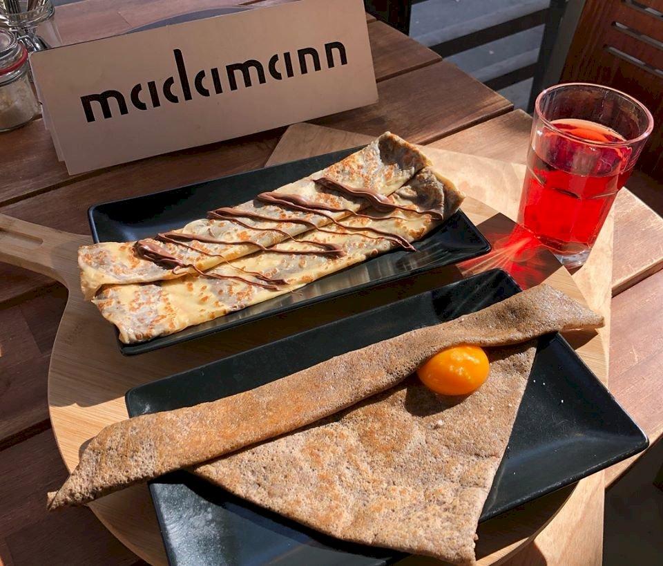 Fiche Restaurant - Madamann Crêperie