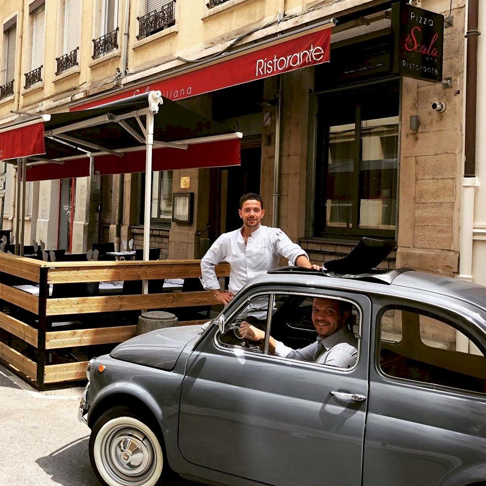Fiche Restaurant - La Scala Siciliana Chez Nicolo & Fils