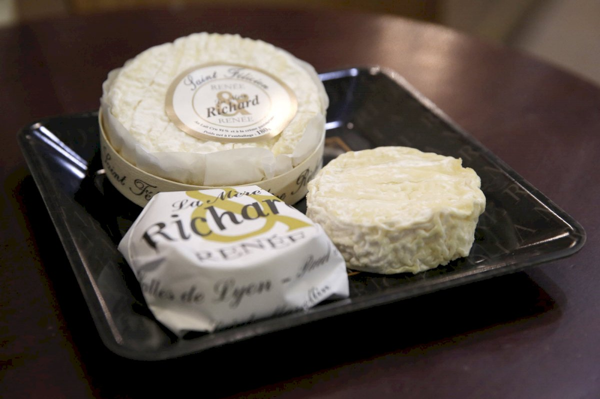 Fiche Fromagerie – Mère Richard - 69002