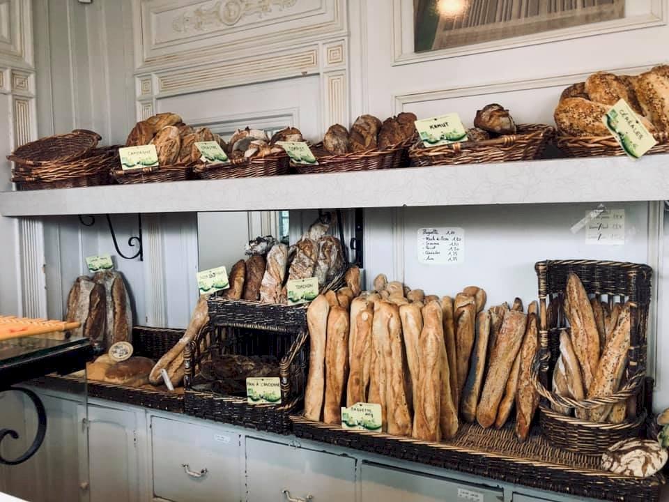 Fiche Boulangerie Saint Vincent - BIO