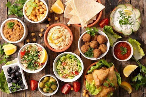 Fiche Restaurant - O Zaatar Libanais