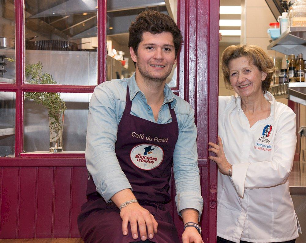 Fiche Restaurant - Le Café du Peintre