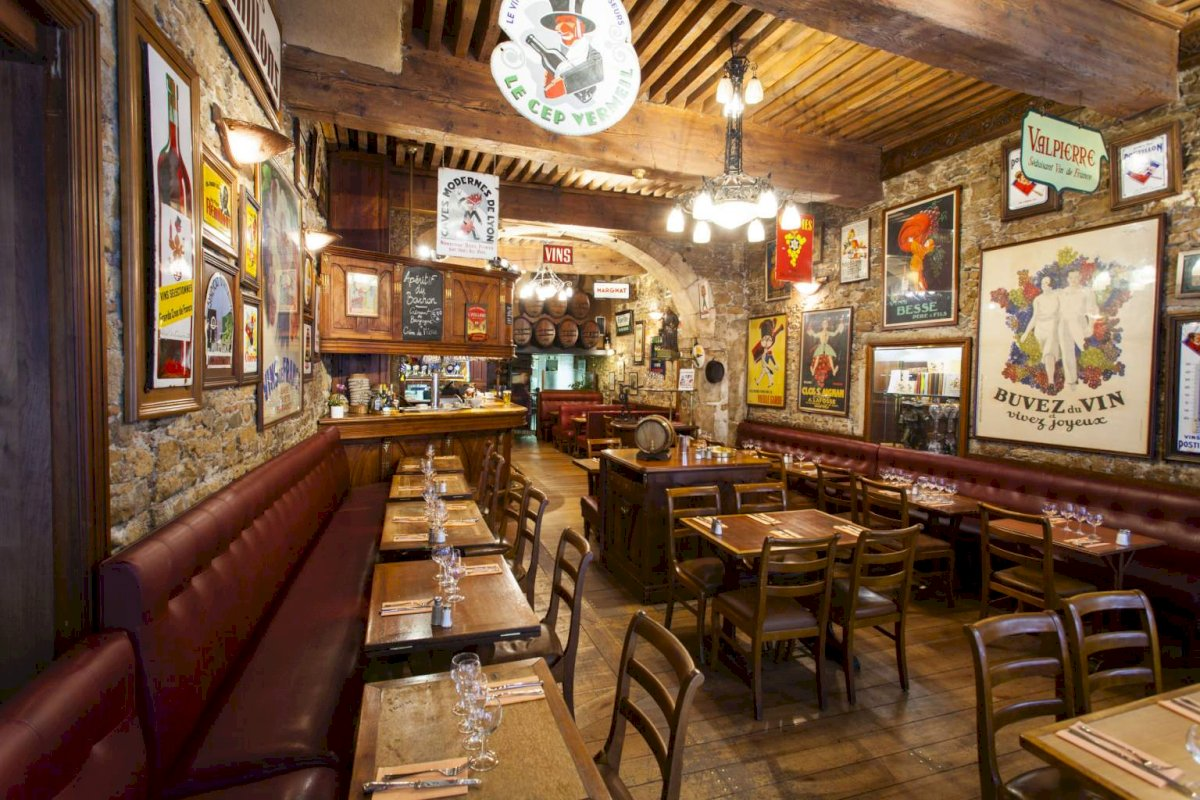 Fiche Restaurant - Chez Colette