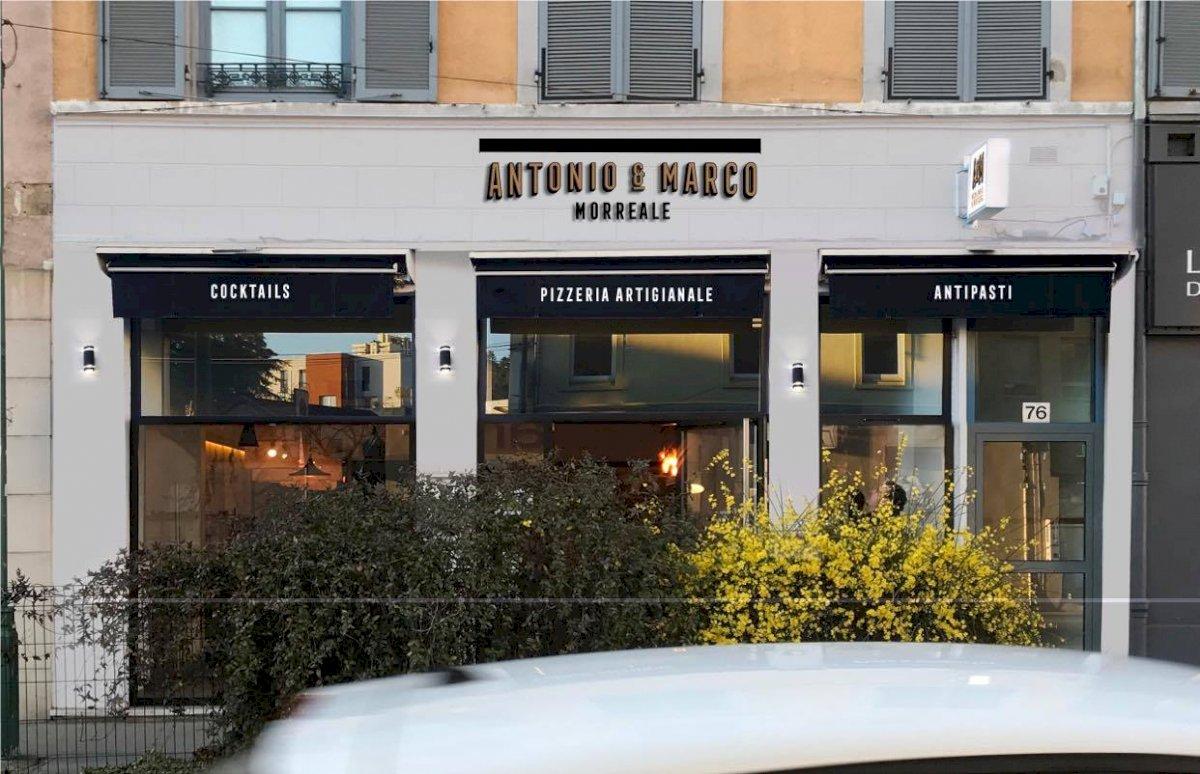 Fiche Restaurant - Antonio & Marco Morreale Pizzeria