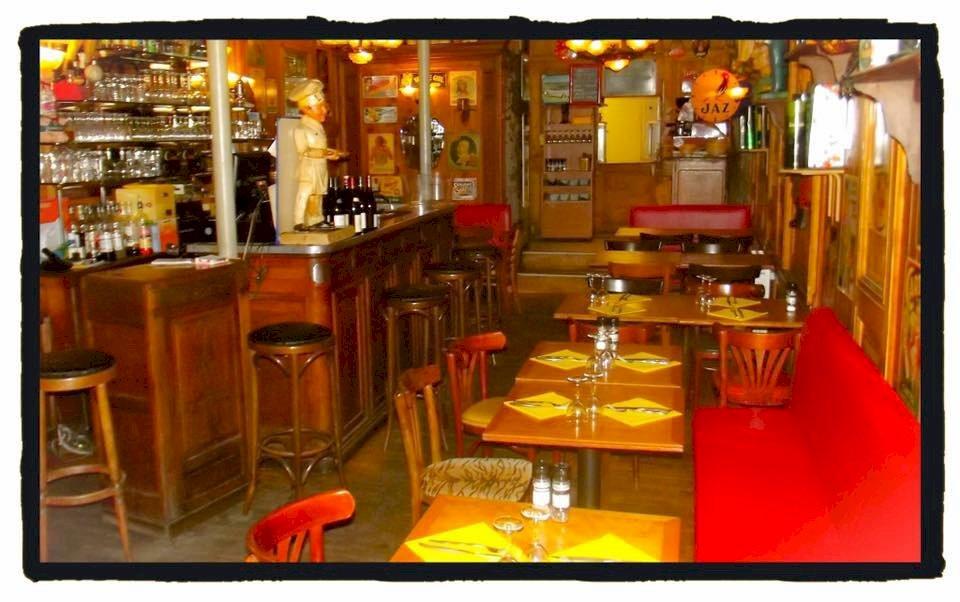 Fiche Restaurant - Au p'tit zinc