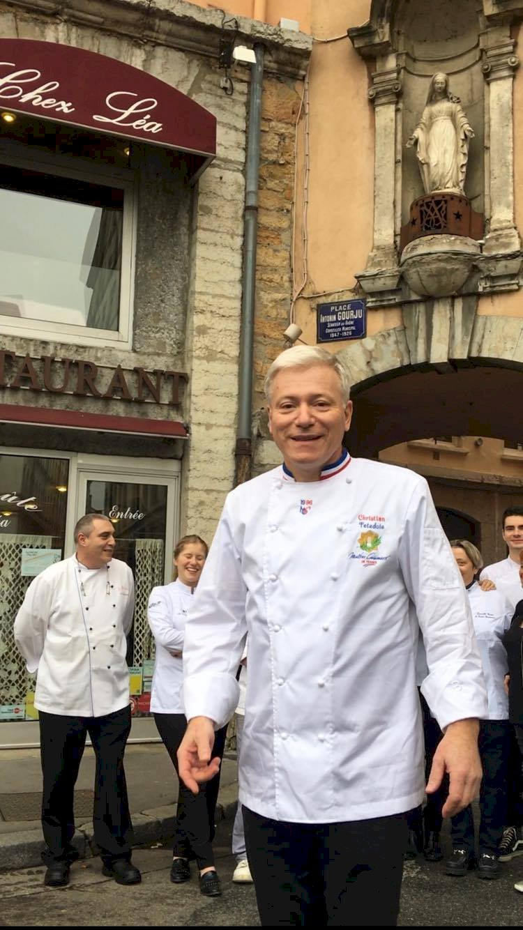 Fiche Restaurant - La Mère Léa - MOF