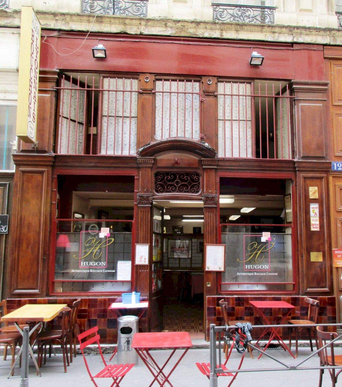 Fiche Restaurant - Bouchon Lyonnais Hugon