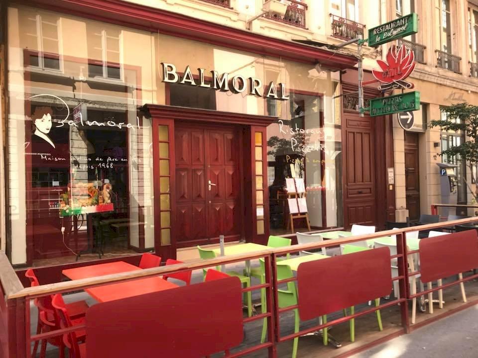 Fiche Restaurant – Le Balmoral Pizzeria