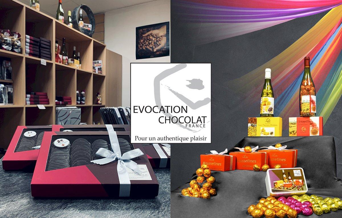 Fiche CHOCOLATIER - ÉVOCATION CHOCOLAT