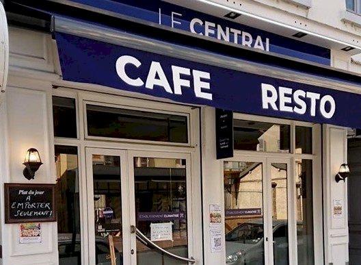 Fiche Restaurant - Le Central
