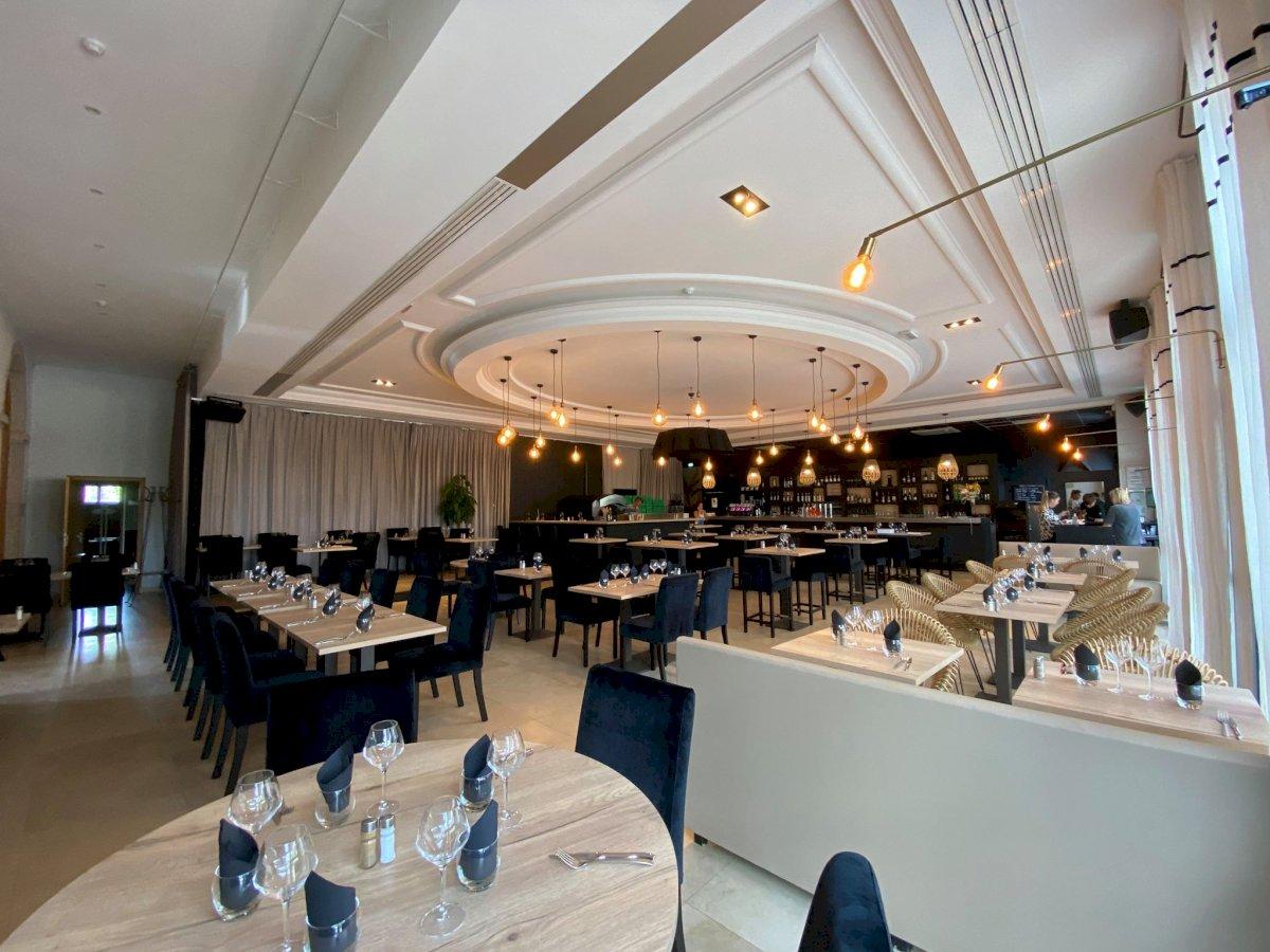 Fiche Restaurant - Le 1838 - La Villa