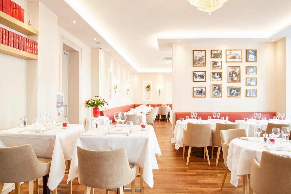 Fiche Restaurant - Brasserie Jullien