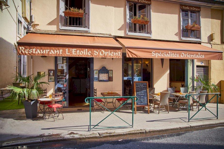 Fiche Restaurant - L'Etoile d'Orient