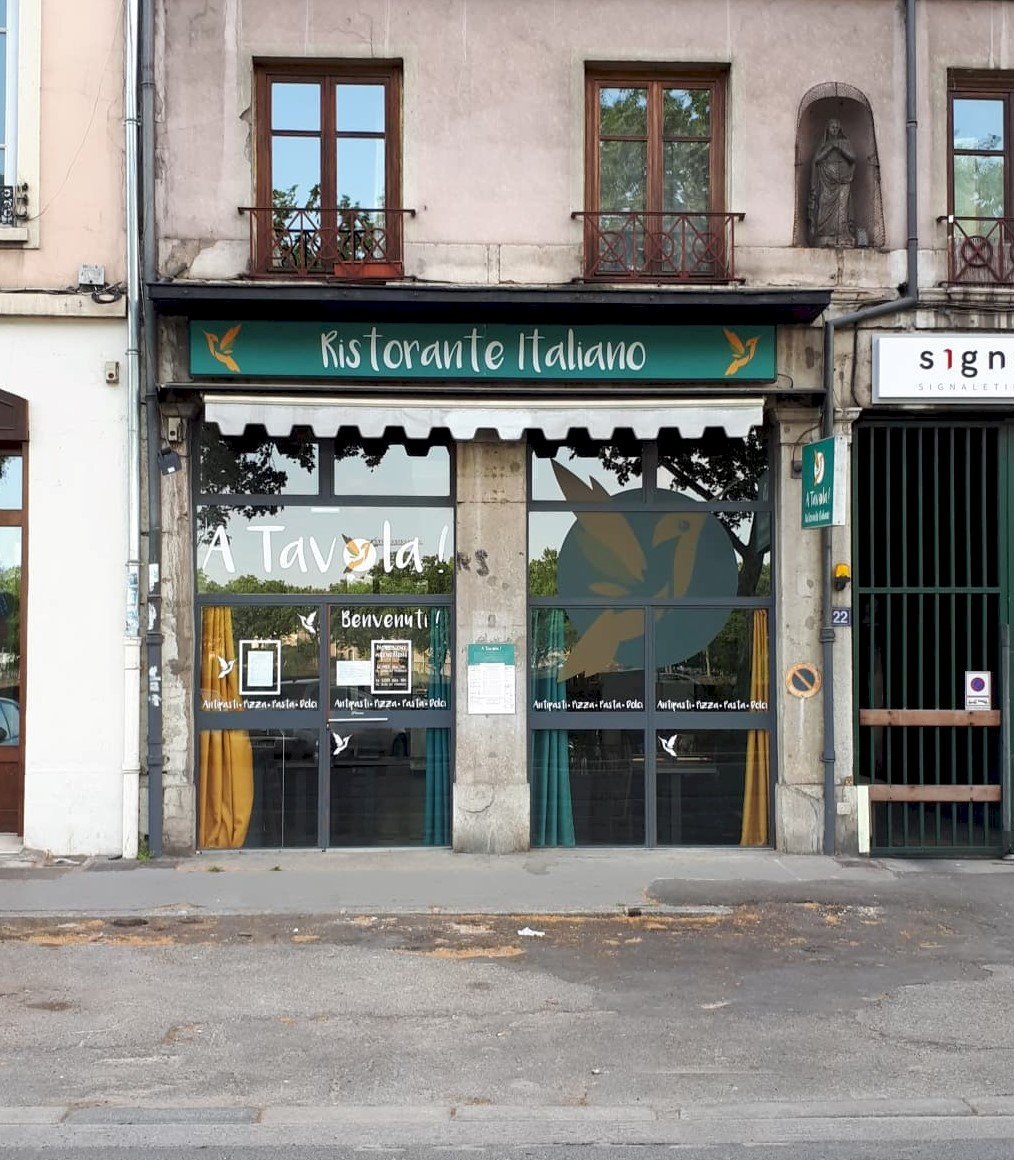 Fiche Restaurant - A Tavola Pizzeria