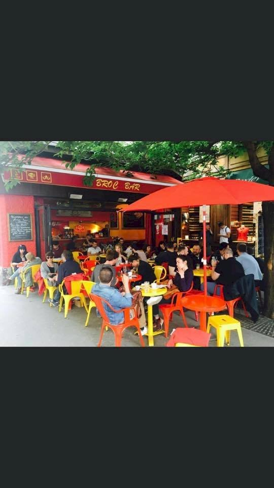 Fiche Bar - Le Broc Bar