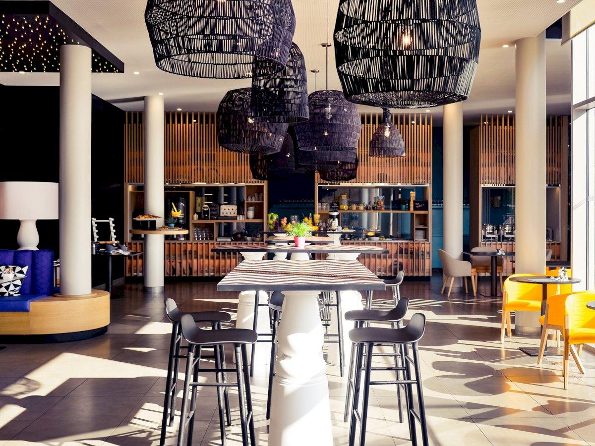 Fiche Restaurant Coté - Hôtel Mercure