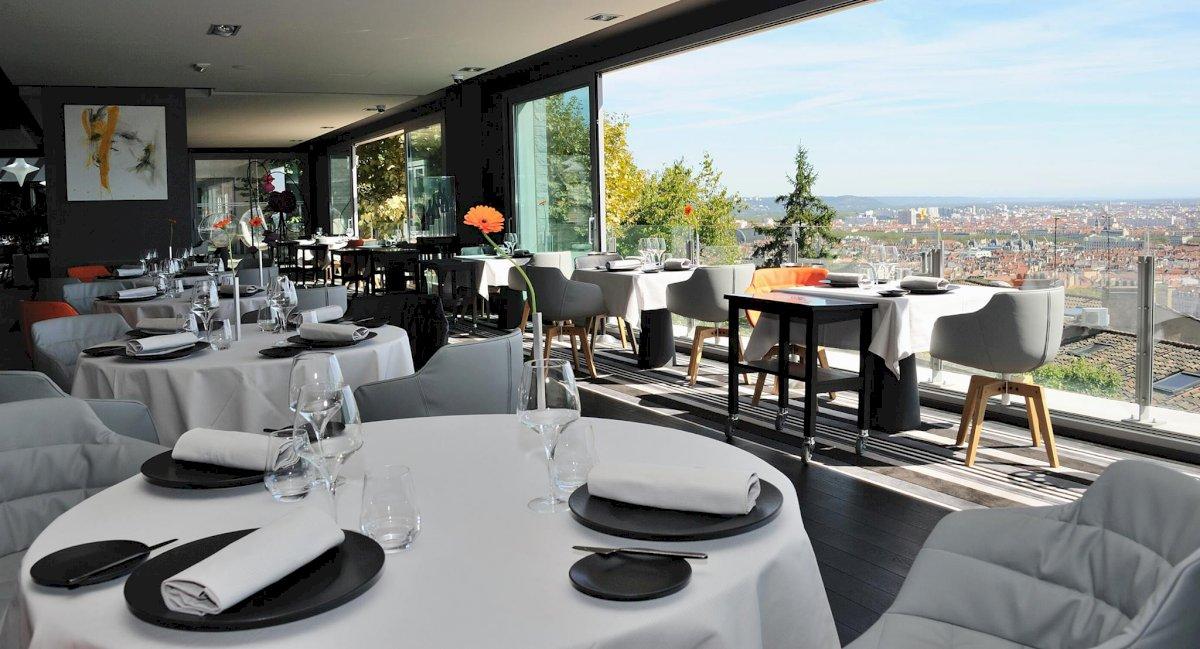 Fiche Restaurant Gastronomique Étoilé Têtedoie - MOF