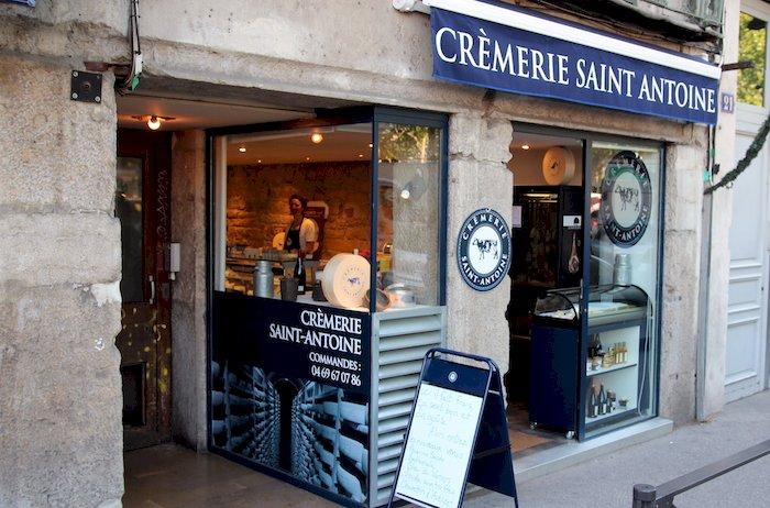 Fiche Fromagerie - Crèmerie Saint-Antoine